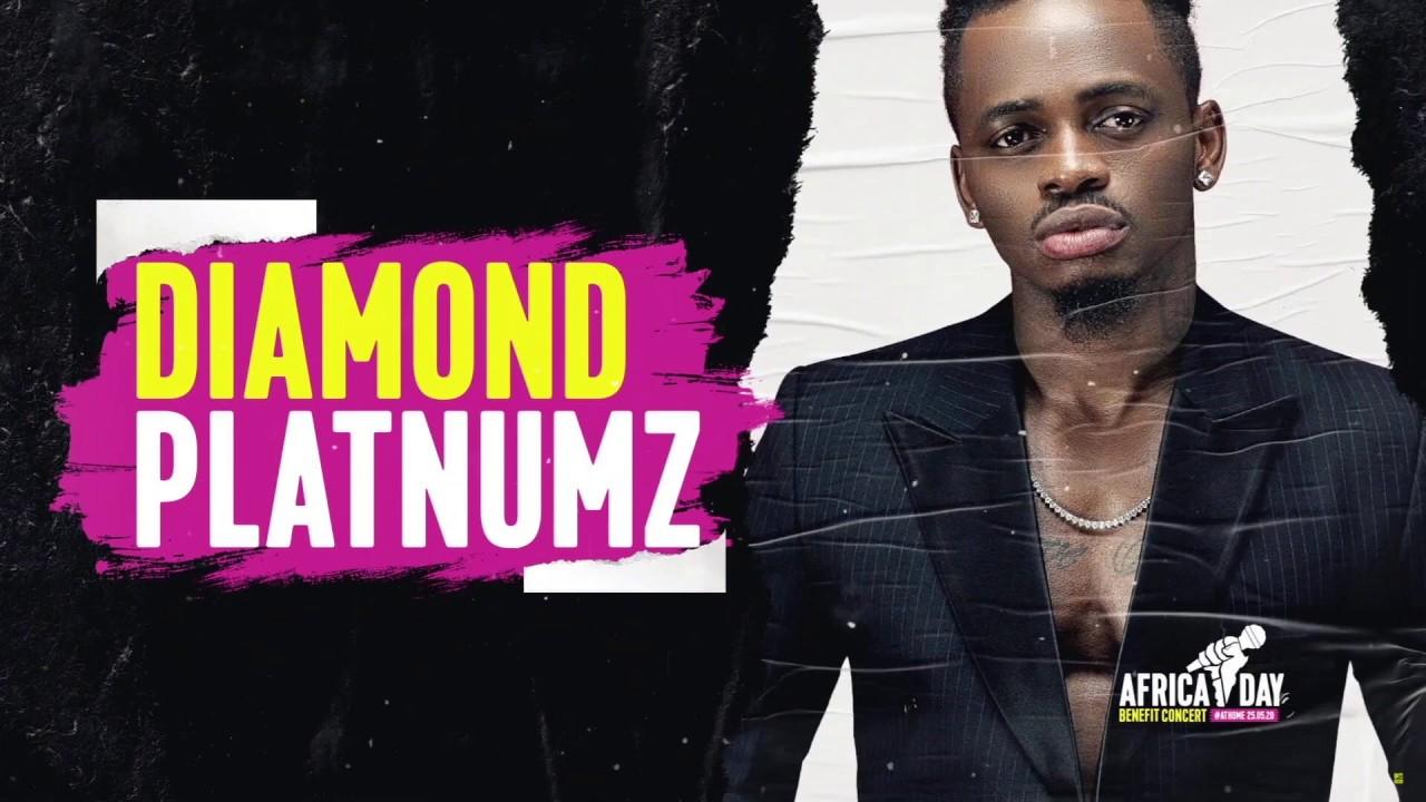 Download Diamond Platnumz Performance On African Day Benefit Concert
