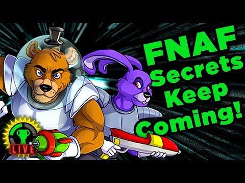 FNAF, Unlocking The SECRETS Of Freddy In Space 2!