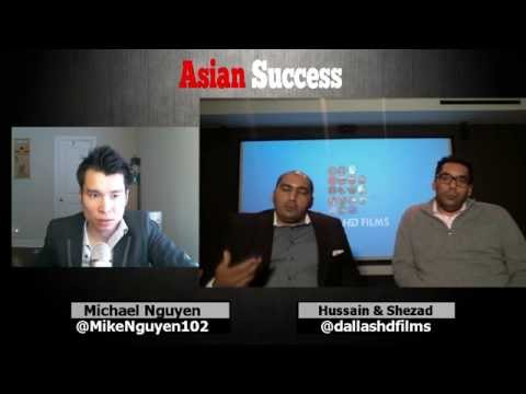 Asian Success Magazine - Interview with Hussain & Shezad Manjee at DallasHDFilms