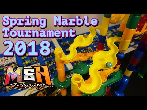 Marble Race Tournament: Spring 2018 Special!