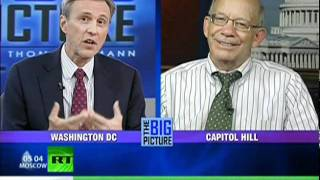 Thom Hartmann & Rep Peter DeFazio - The Debt Ceiling Exposed