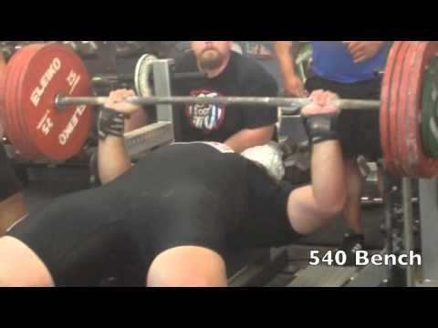 Chad Wesley Smith 2248 Raw w/ Wraps