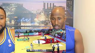 TERRENCE ROMEO NBA COMPARISON REACTION ALLEN IVERSON, KYRIE IRVING, STEPH CURRY