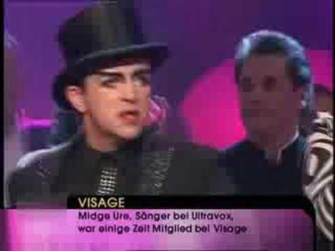 Visage - Fade to grey 2005