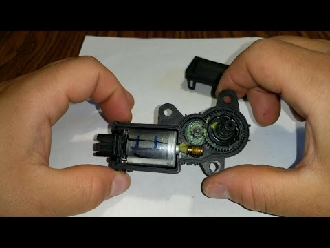 04-08 Pontiac Grand Prix – Repair or Replace HVAC Mode Valve Actuator