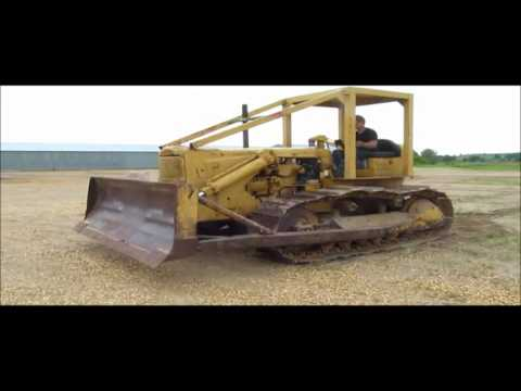 1956 Caterpillar D6 dozer for sale | sold at auction July 16, 2015