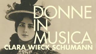 Donne in musica - Clara Wieck Schumann - Trio Pierre Louys