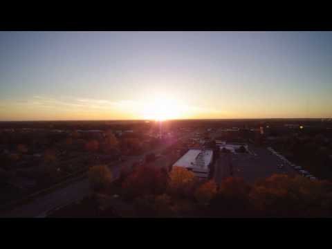Drone Flying high over Southfield mich. Nov 5-2016