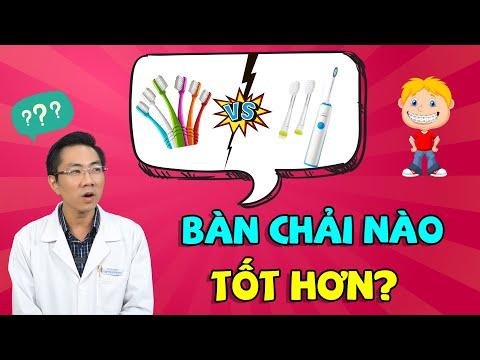 Bàn Chải Đánh Răng Điện Có Tốt Hơn Bàn Chải Thường?