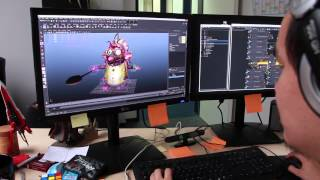 Video KING Art Vlog #004 - Character Modeling and Animation download MP3, 3GP, MP4, WEBM, AVI, FLV Agustus 2018