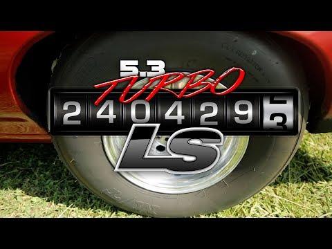 240K 5.3 Turbo LS Chevelle