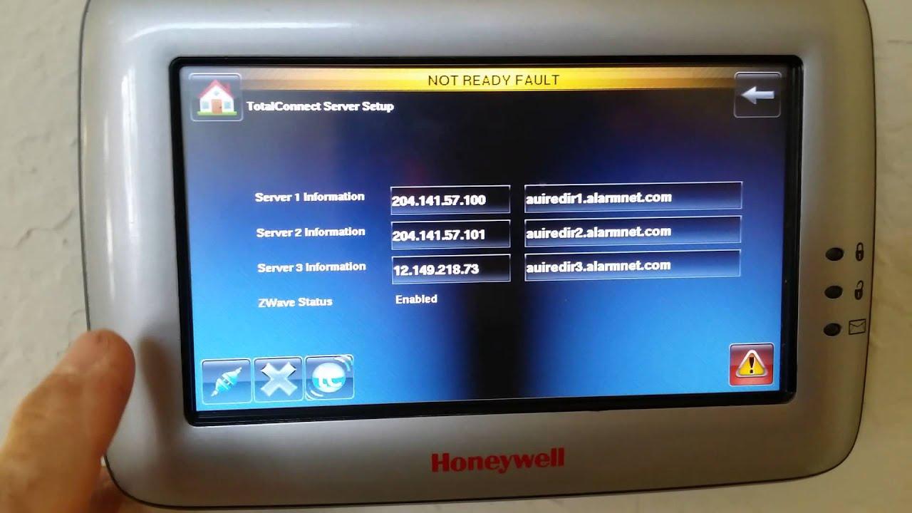 Z Wave Garage Door Opener Honeywell Tuxedo Dandk Organizer