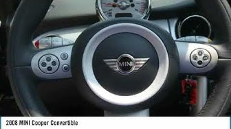 2008 MINI Cooper Convertible Kennesaw GA M8674A
