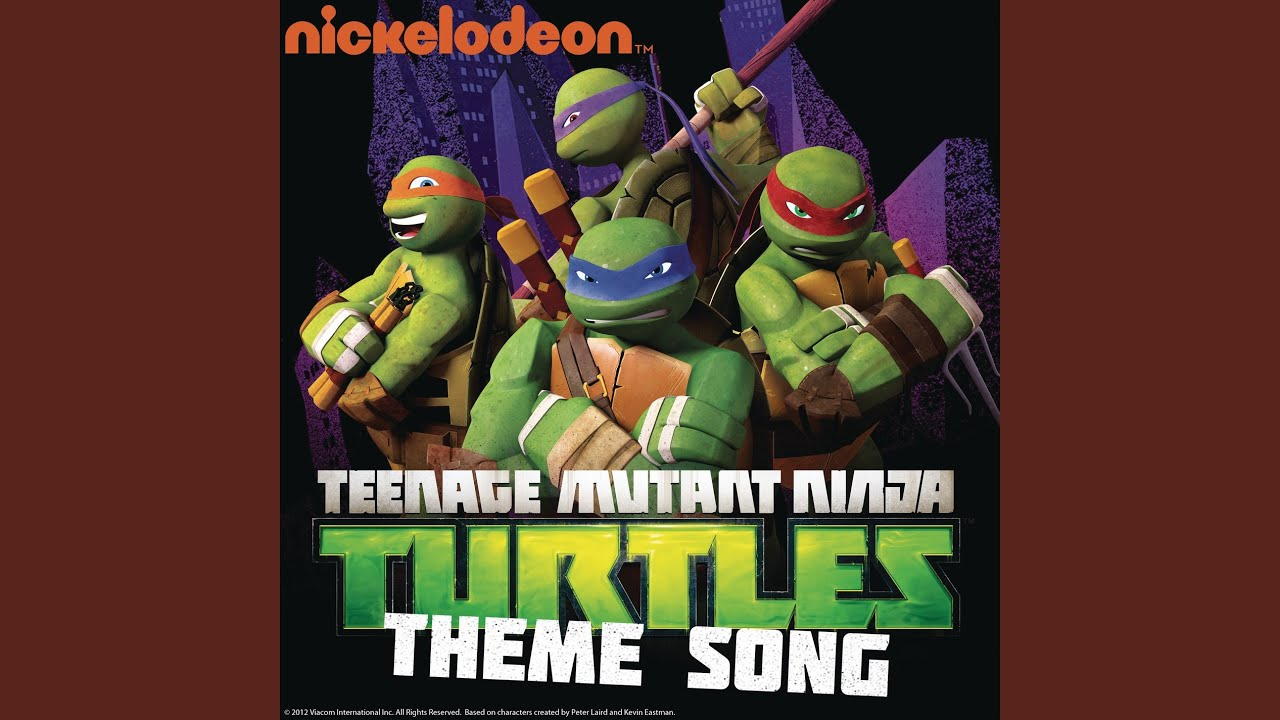 Teenage Mutant Ninja Turtles Theme Song Youtube