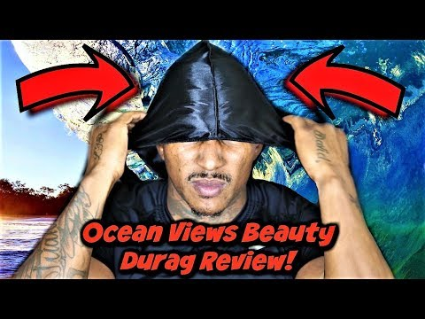EVERY WAVER MUST SEE! OCEAN VIEWS BEAUTY 360 WAVE SILK DURAG REVIEW & FINAL RESULTS FROM WEARING IT!