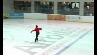 Коломиец Максим (Донецк). Серебро (от 26 до 35) - 2 место.