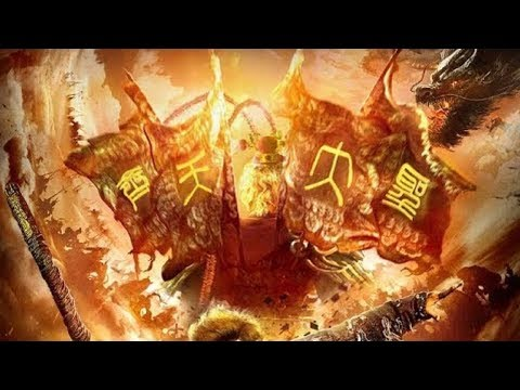 New chinese fantasy Action movies 2019 - Top Action movie 2019 [HD]