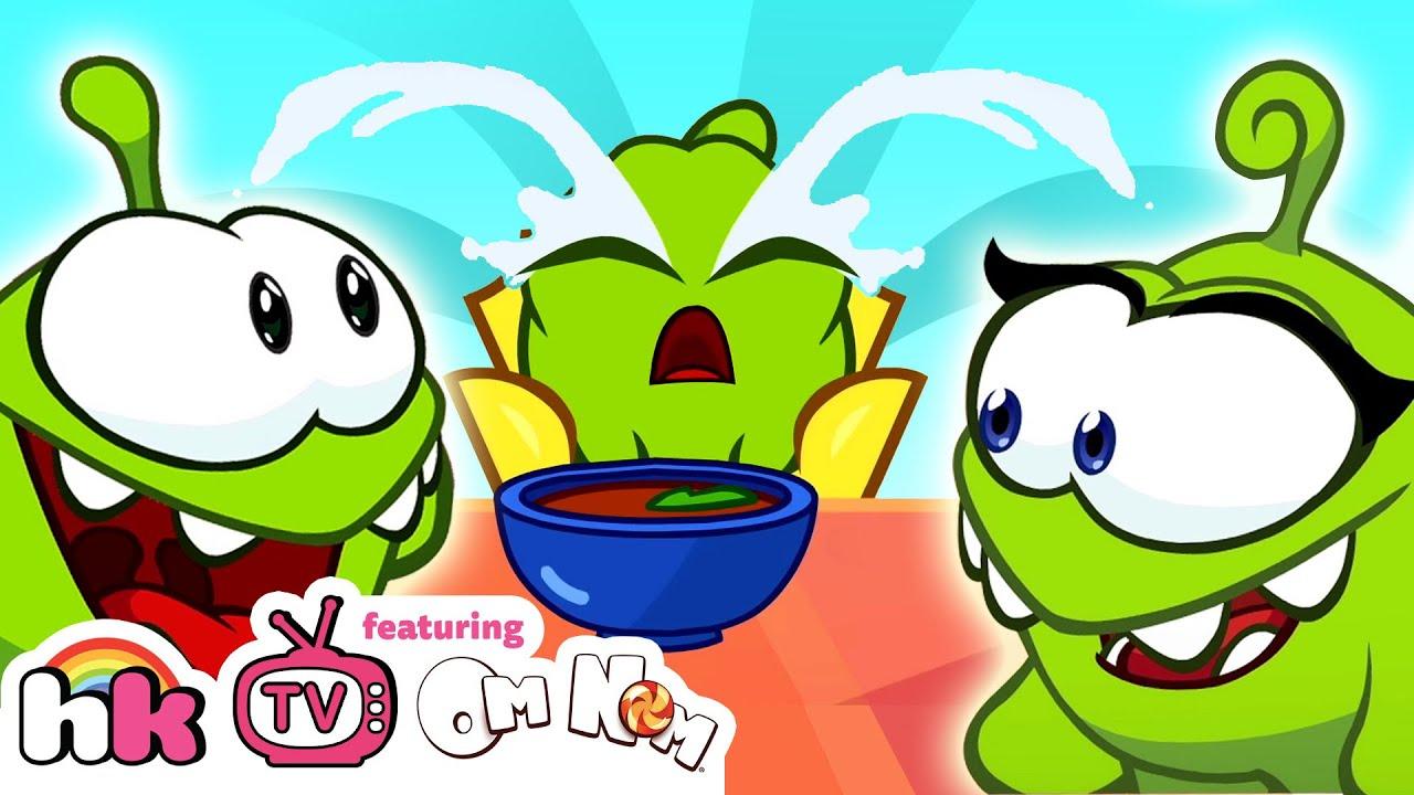 Best of Om Nom Stories: Nibble Nom 💚 All Episodes of Season 16 💚  Cartoons for Kids | HooplaKidz TV