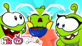 Best of Om Nom Stories: Nibble Nom 💚 All Episodes of Season 16 💚  Cartoons for Kids   HooplaKidz TV