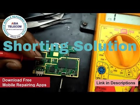 [Hindi/Urdu] Mobile Full Shorting   How to Remove  Mobile Shorting Solution  Step by Step Full Guide