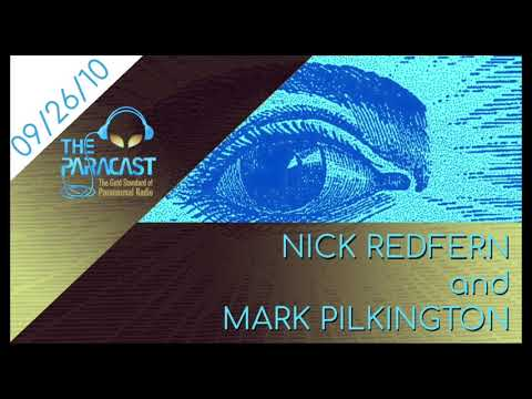 The Paracast: September 26, 2010 — Nick Redfern with Mark Pilkington