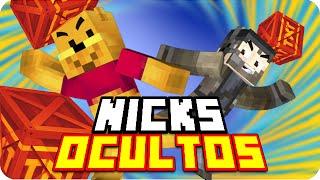 NADIE NOS RECONOCE !! | GONA Y LUH en Minecraft TNT TAG
