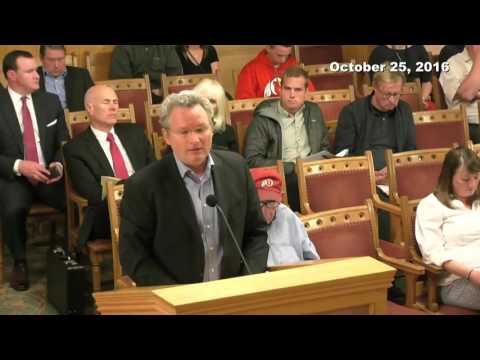 Salt Lake City Council 2016 October 25 Formal Meeting
