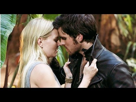 Emma and Hook II Trying Not To Love You