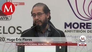Conferencia sobre la consulta sobre termoeléctrica en Morelos