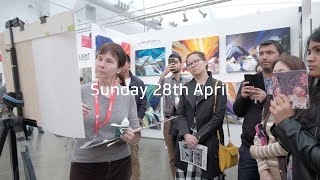 Art Vancouver 2019 - Sunday April 28th