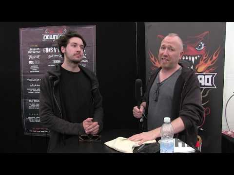 PLINI Interview at Download Festival UK 2018   HEAVY TV