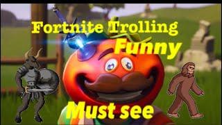 Fortnite Funny Trolling
