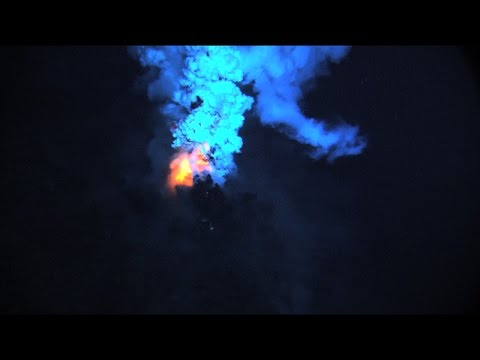 Deep Sea Volcanoes