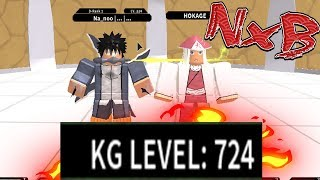 ROBLOX NRPG Beyond: How to Go BEYOND LEVEL 500 | LEVEL AFTER LEVEL 500 | Ranking Up In NxB