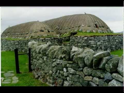 Speaking gaelic.Taigh dubh 1