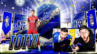 OMG! Erster TOTY + MESSI im PACK OPENING !! Mega PACKLUCK im TOTY Pack Opening FIFA 20