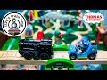 Thomas and Friends   TALLEST TRACK EVER! Learning with Trains for Kids and Children Nursery