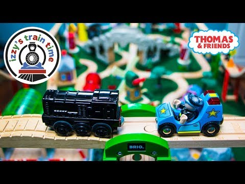 Thumbnail: Thomas and Friends | TALLEST TRACK EVER! Learning with Trains for Kids and Children Nursery