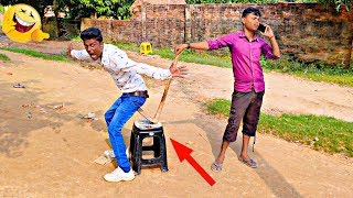 Download Must Watch New Funny 😂😅 Comedy Videos 2019 Episode 20 |#Pooryoutuber |#FmTV |#MeTV MP3 and video free