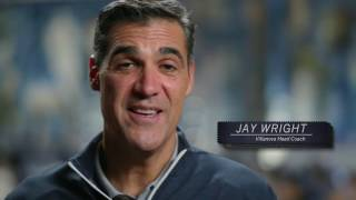 Villanova coach Jay Wright's tailor - DB Tailors - interview for Fox Sports One