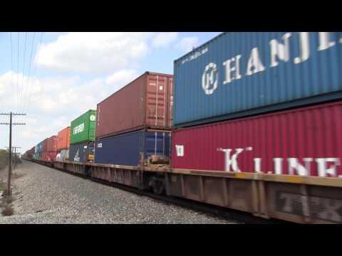 Railfanning at Cook Road Columbus Ohio 10-18-2013
