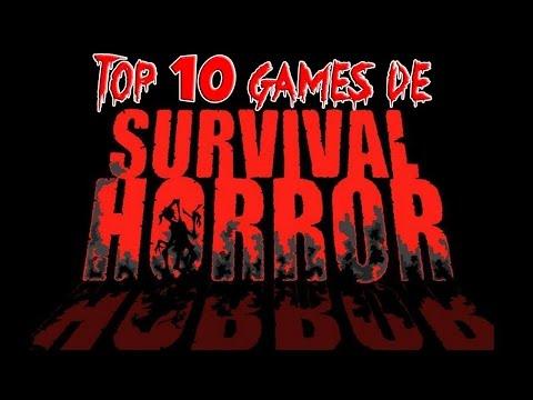 [TOP10] Os melhores jogos de Survival horror