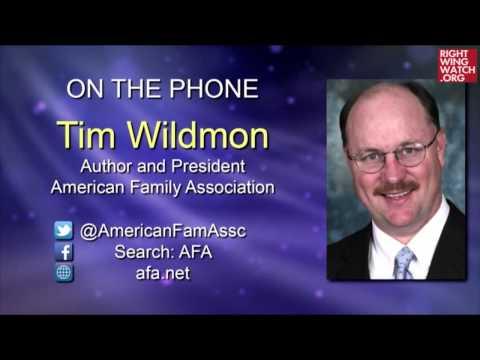 RWW News: Tim Wildmon Explains Why 'Satan Hates America'