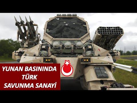 Yunan Basını'nda Türk Savunma Sanayi Korkusu