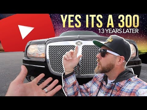They Tried FAKING IT as a Chrysler 300C LOL! ( 13 Years Later I'm Calling Them Out!!! ) REVIEW