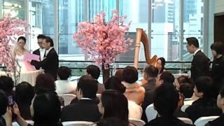 Wedding music: jesu joy of man's desire 2 (harp & violin)