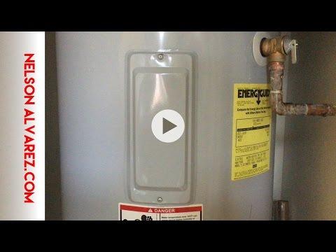 calentador de agua electrico no enfria agua y como tener mas dinero (consejo #6)