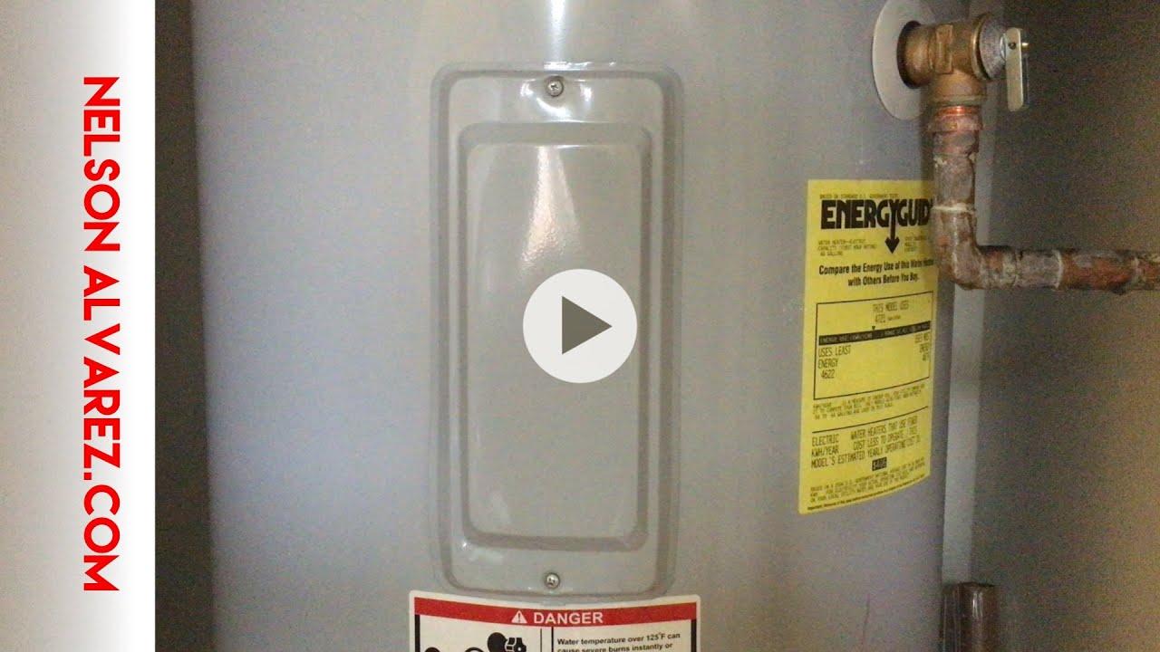 Calentador de agua electrico no enfria agua y como tener for Calentador de toallas electrico