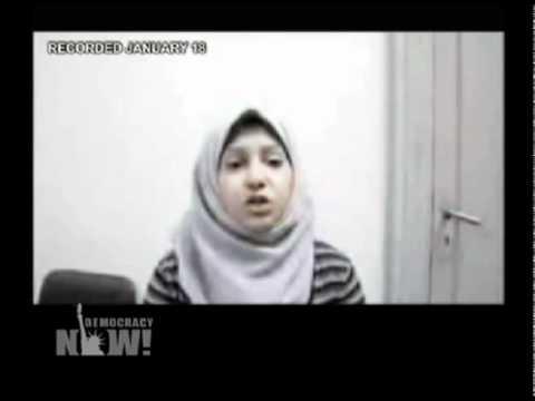 Asmaa Mahfouz y el video que ayudó a desencadenar el levantamiento en Egipto