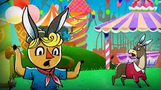 Волшебный Фонарь - Пиноккио - обучающий мультфильм - Карло Коллоди